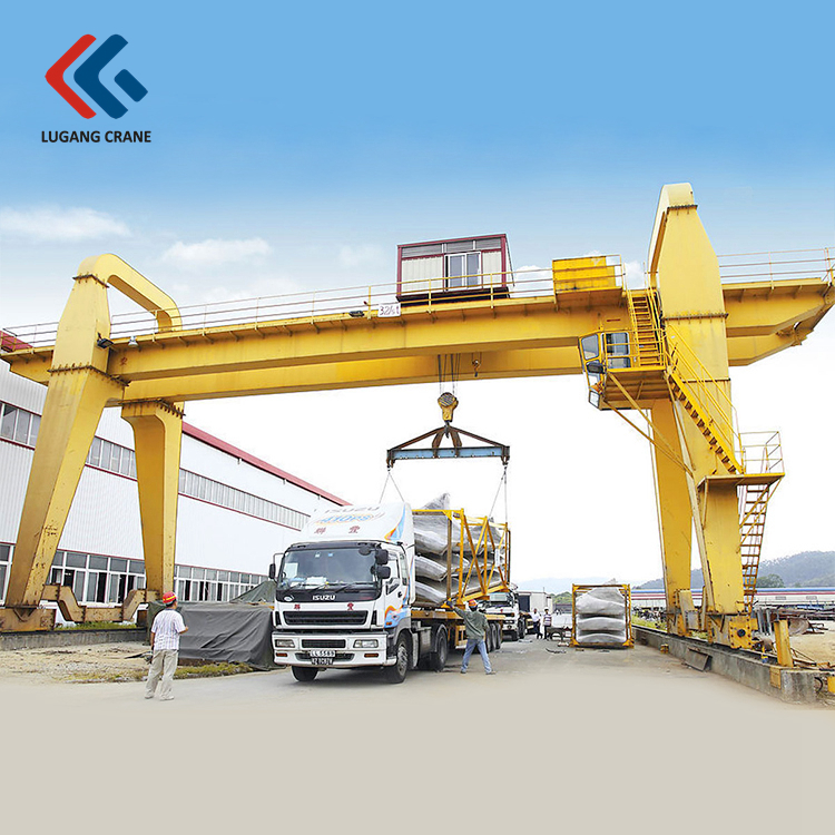 100 Ton Double Girder Gantry Crane Launching Gantry Crane
