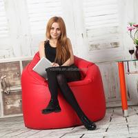visi red boss chair bean bag office chair furniture