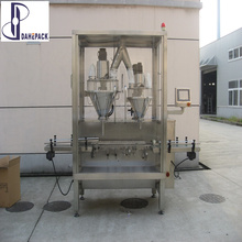 High Speed Coffee Powder Can Filling Machine