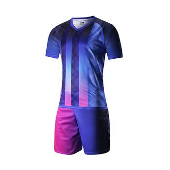 f695d8aa7c6ae De diferentes colores mariscal de los hombres ropa deportiva Vertical de  equipo de fútbol Jersey