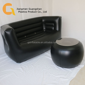 living room modern inflatable chesterfield sofa