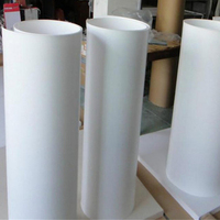 Different thickness 100% ptfe sheet/ptfe film for machinery industry
