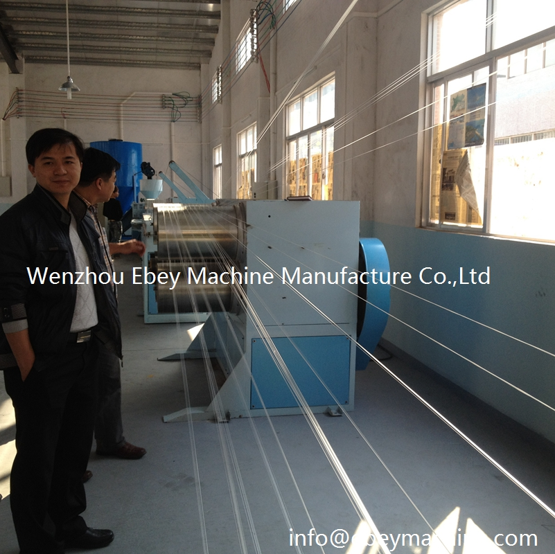 Polyester Multifilament Yarn Extruder Monofilament Machine