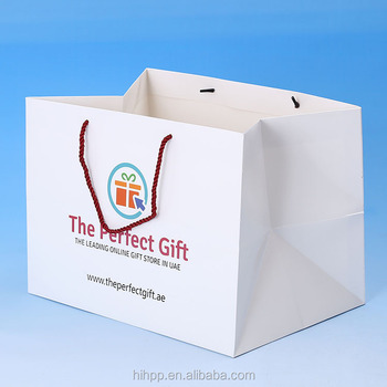 Brown Recycled Kraft Paper Bag For Food Take Out Gift Paper Bag