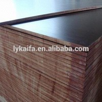 marine plywood 18mm Construction Material/Waterproof Brown Film Faced Plywood, Concrete Formwork Plywood