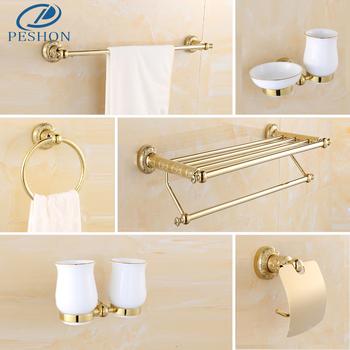 Quality Assurance Home Center Luxury Wall Mount Brass Bathroom ...