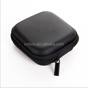 new Storage Carrying Hard Bag Box For Earphones Headphones Earbuds Memory Card