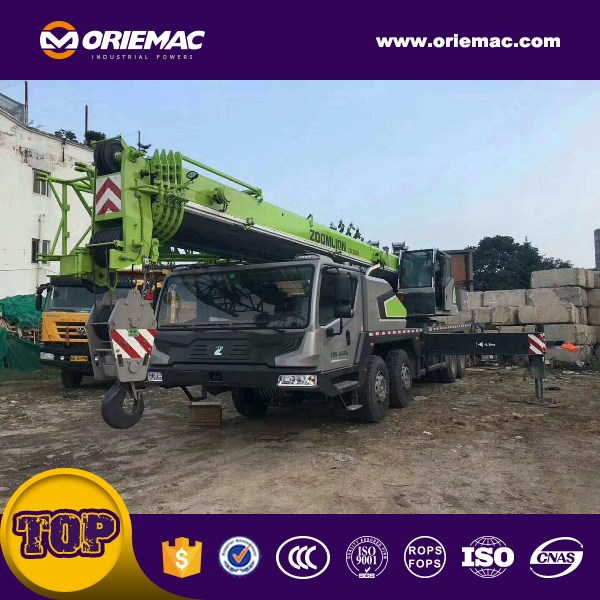 Brand New ZOOMLION QY55V552 Mobile Truck Crane 50 tons for Sale