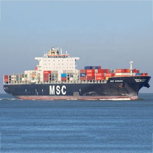 International logistics ocean freight india to usa