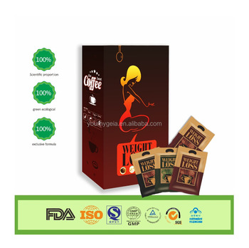 New food product body building product unique food products best selling ganoderma slim coffee