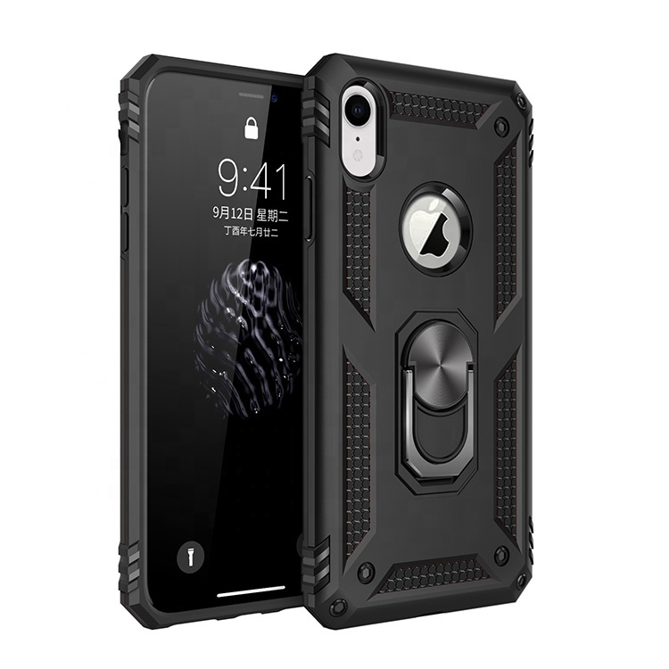 2 In 1 New Mobile Phone Bumper Back Case <strong>Cover</strong> For Iphone Xr X Xs Max Protective Shockproof Pc Tpu Case