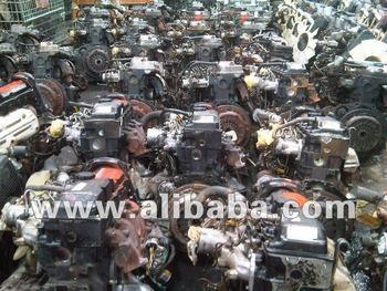 Used L Ii And L Engine Toyota Jpg X on Isuzu Diesel Truck Parts