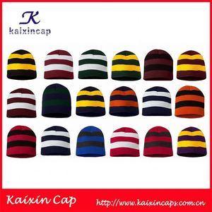 Hot selling Brand new custom knitted winter hats women