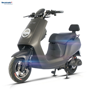 Nanjing Heavy Duty Adult Gogoro 45 MPH 1500W 72V 20Ah Battery Electric Scooter Popular In Taiwan