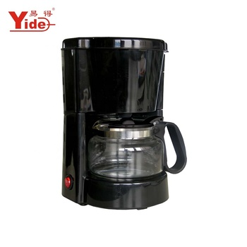 Automatically Keep Warm Home Coffee Maker 4 Cups Coffee Maker