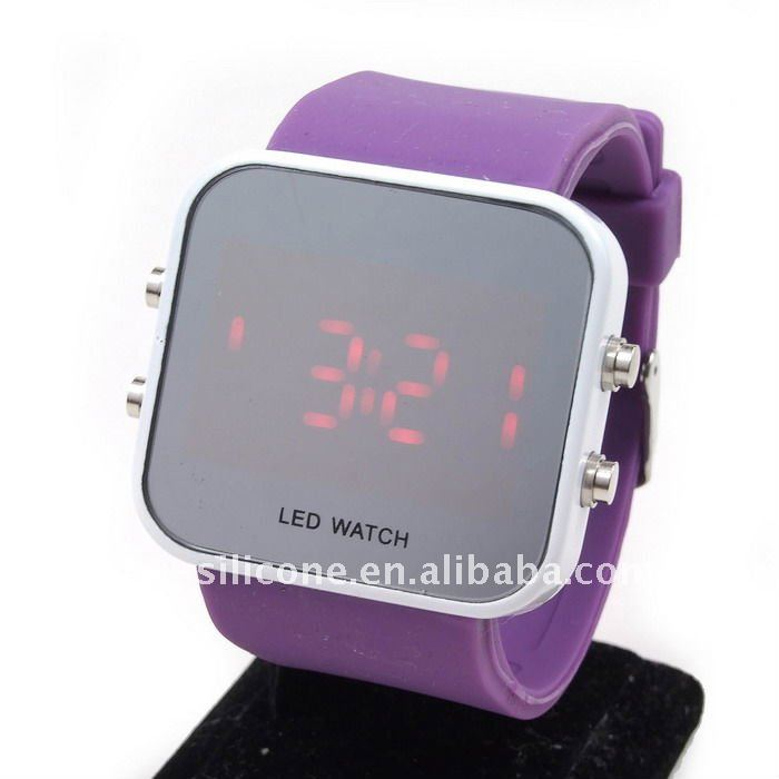 2016 Shenzhen watch factory led watch made in China