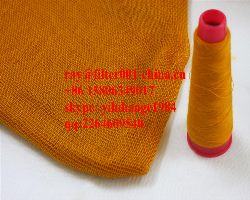 100% Polyimide Threads or 100% Polyimide Yarn