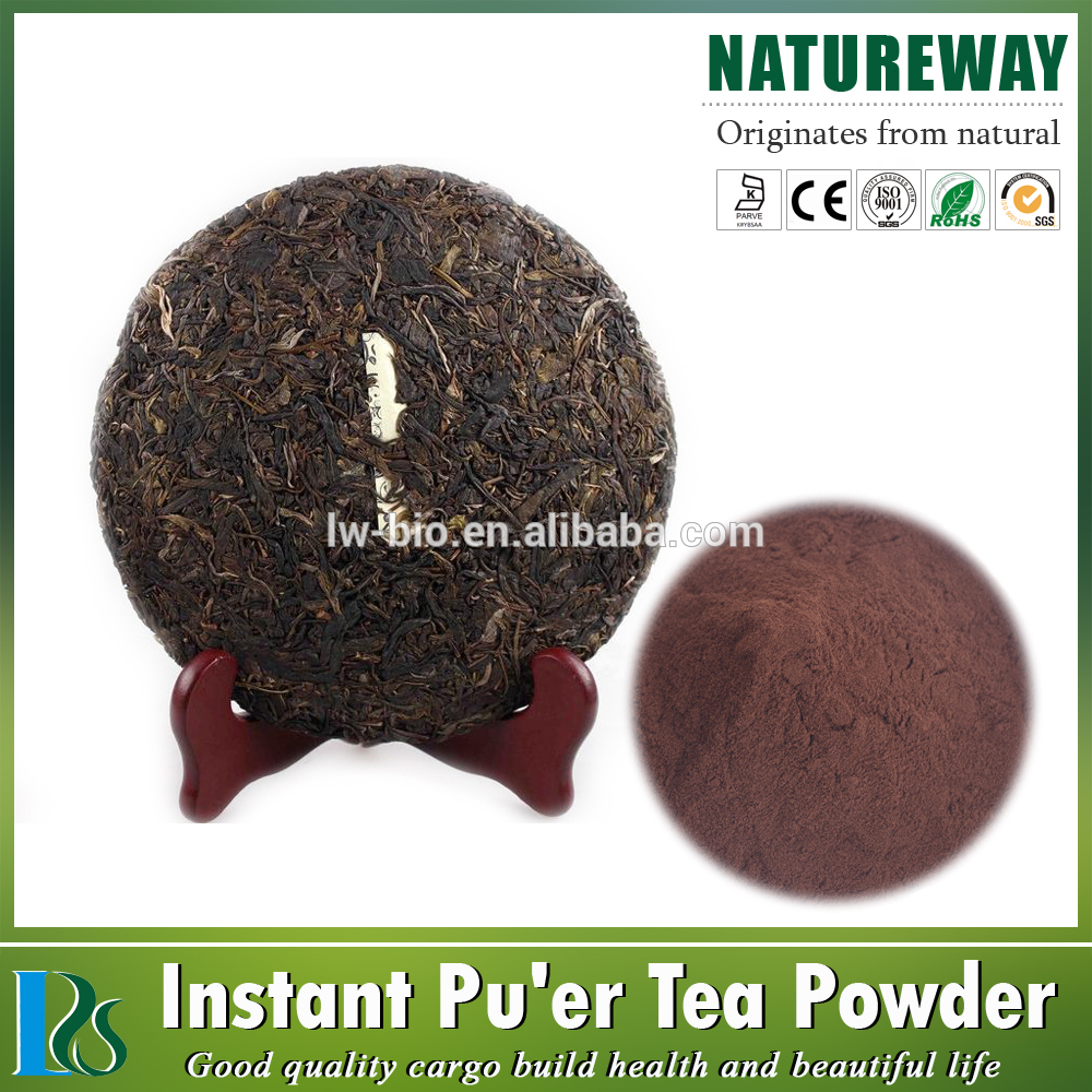 Instant Puer tea Powder, health tea drink, health your life