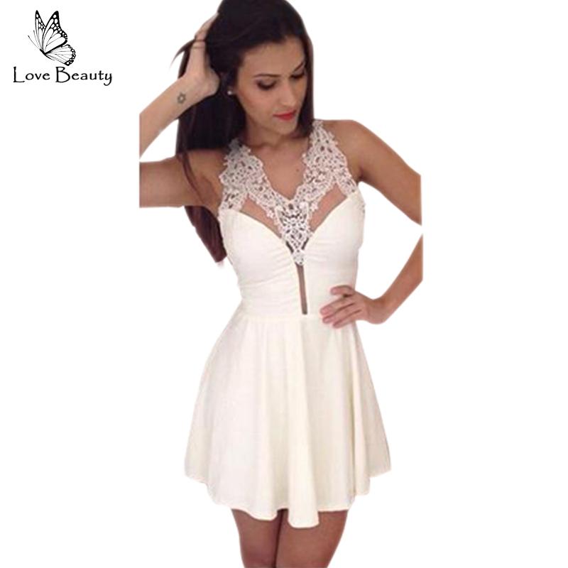498d8c2947 Fiesta Con Vestido Vestidos Noche De Estilo 2015 2018 Blanco – FxqPd