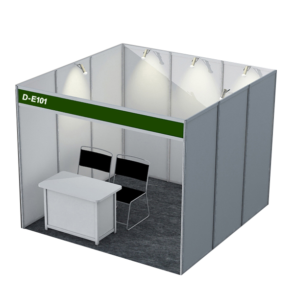 Shanghai Portable Exhibition Booth for Trade <strong>Show</strong>
