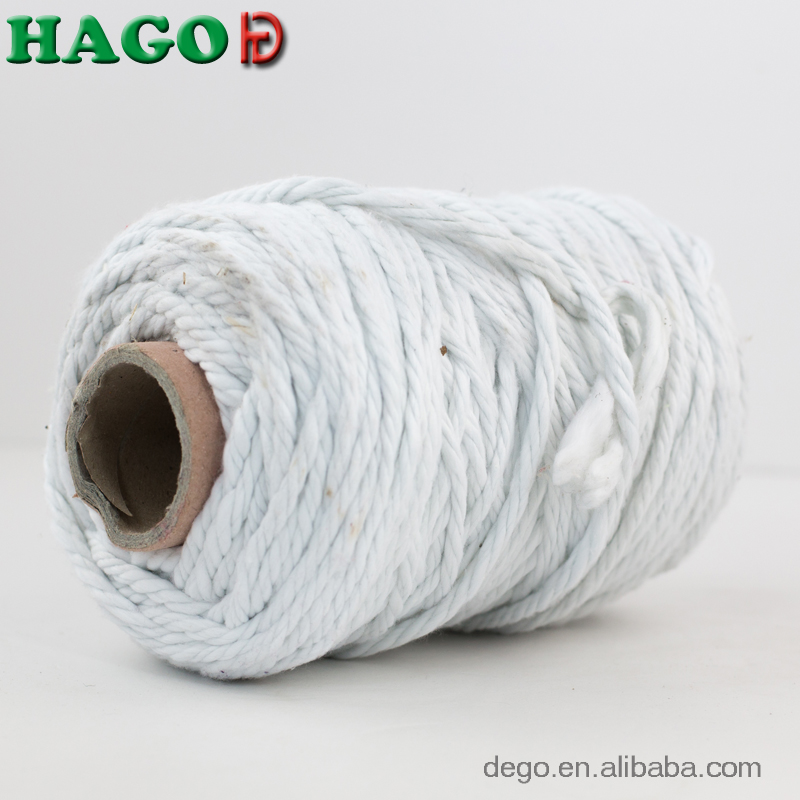 ne0.5s/4 hot sale regenerated open end cotton polyester blended mop weaving yarn