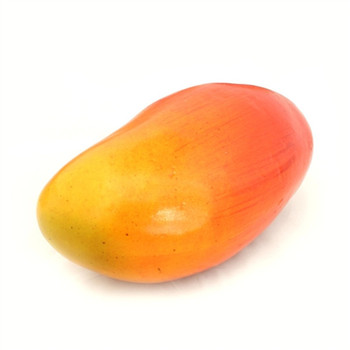 e1092313bef1 wholesale realistic cheap decorative fake fruit artificial mango with free  sample