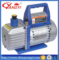 Air compressor Two stage Rotary vane refrigeration vacuum pump oil pump 12 CFM 1HP VP2120 with factory wholesale