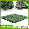 Modeling beautiful boxwood hedge artificial green hedge artificial wall