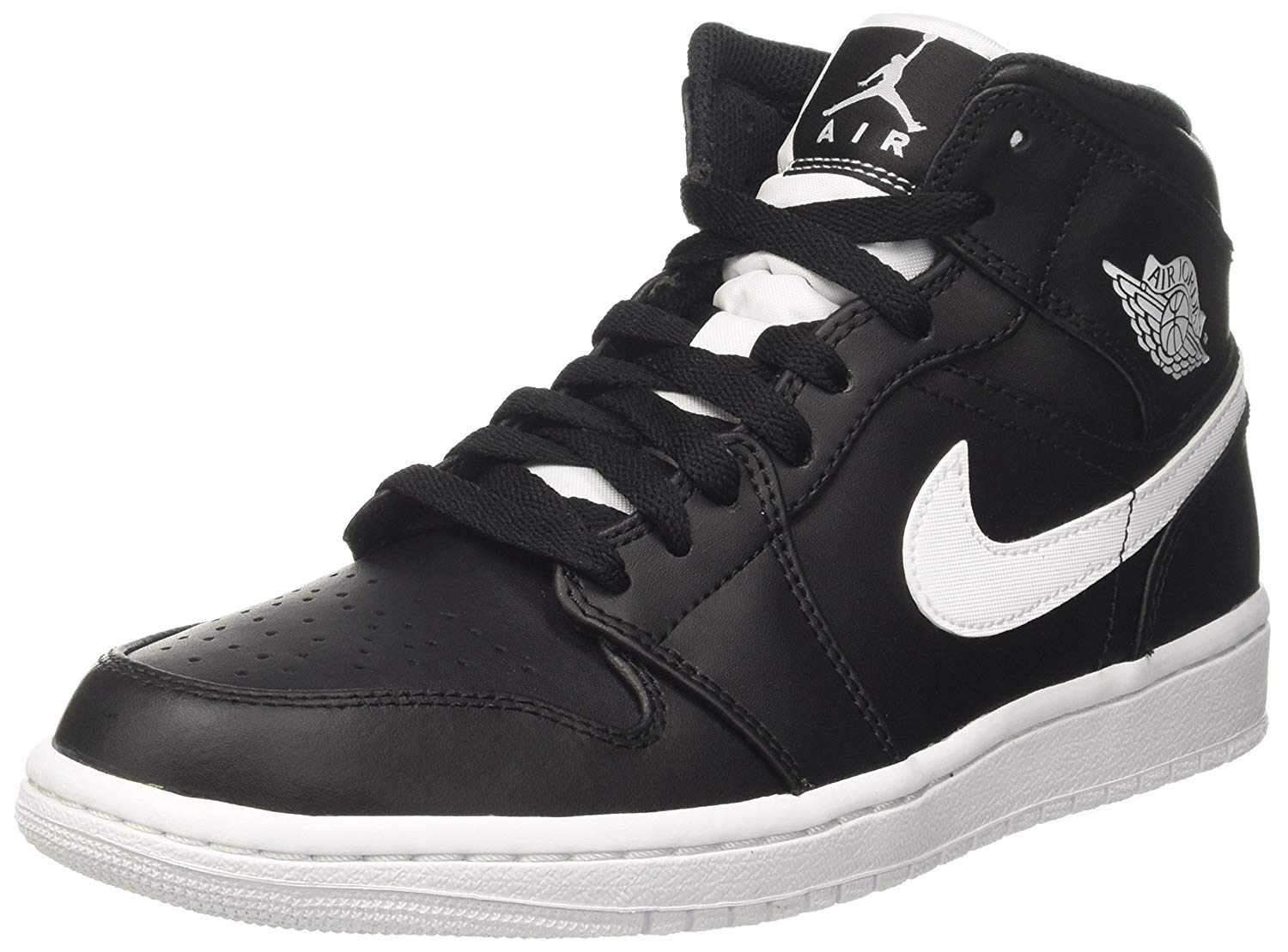 4954a8d7e7473 Buy Air Jordan 1 Mid White - Black - Gym Red in Cheap Price on m ...