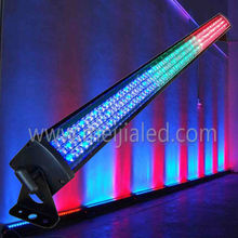 252 kleur rgb strip licht led bar licht disco club decoratie