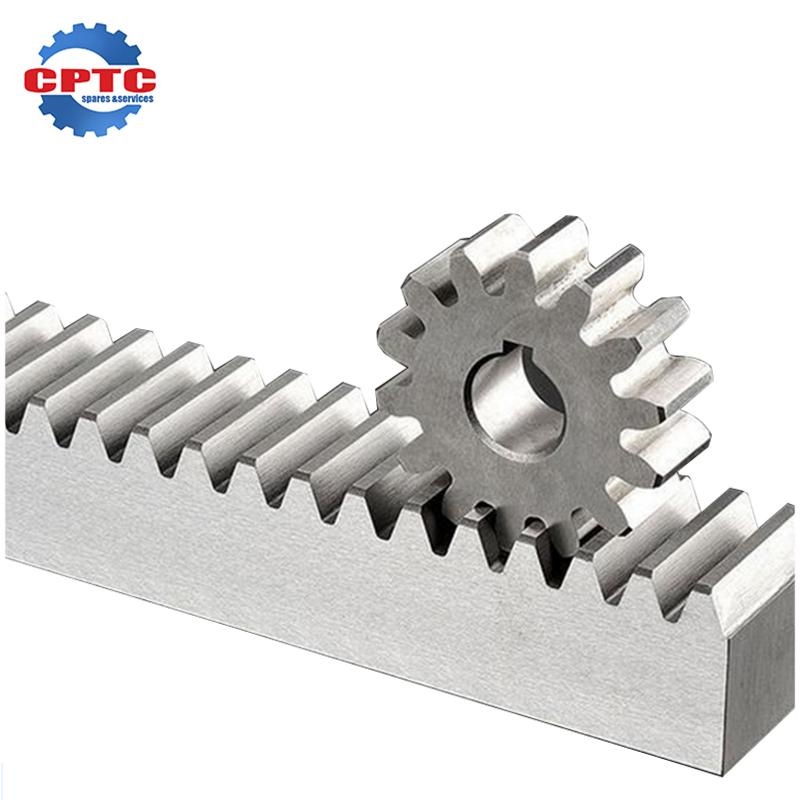 High precision helical racks for CNC Plasma Cutting Machine