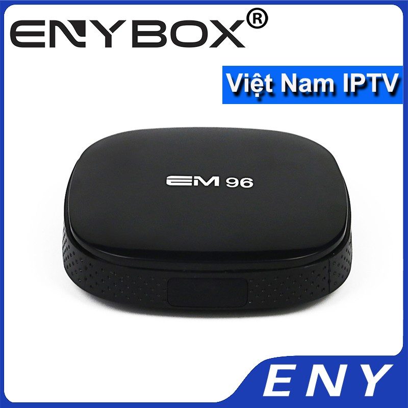 best iptv set top box for Vietnam enybox em96 rk3229 1g 8g android 5.1 tv box