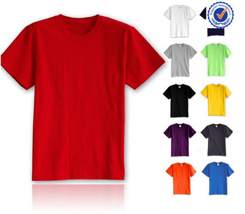 OEM Custom cheap good quality t shirt free shipping