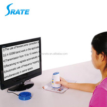 UM028C Portable Wireless Electronic Digital Magnifier Compatible with TV and Computer