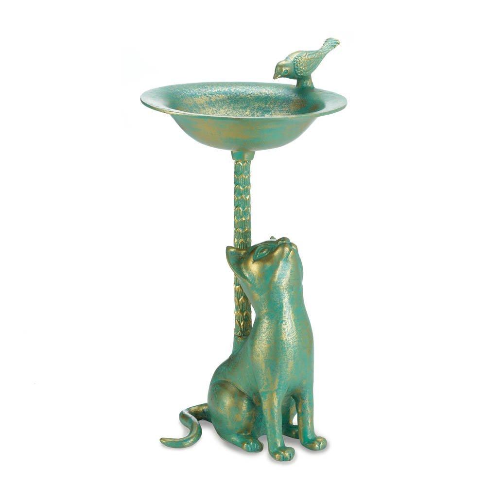 Get quotations · modern bird bath decorative bird baths for hummingbird parakeet aluminum