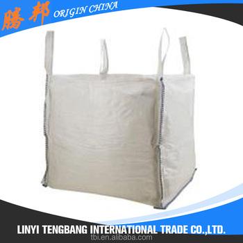 One Ton Grain Bags Pp Woven Bag For Sand Jumbo