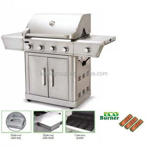 Outdoor furniture Eco burner gas grill (BF10-M564)