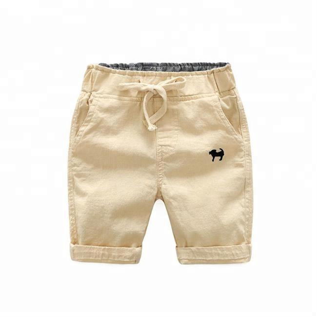 Estate nuovi vestiti del bambino bambini elastan pantaloni di sport del cotone ragazzi pantaloni di scarsità