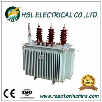 33kv 4000 Kva Oil Immersed Power Transformer Price