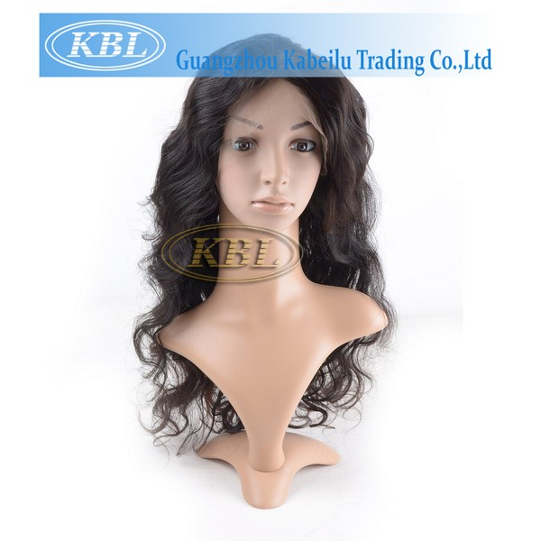 Hot sale standard weight no smell softtextile full lace wig with baby hair,carnival wig
