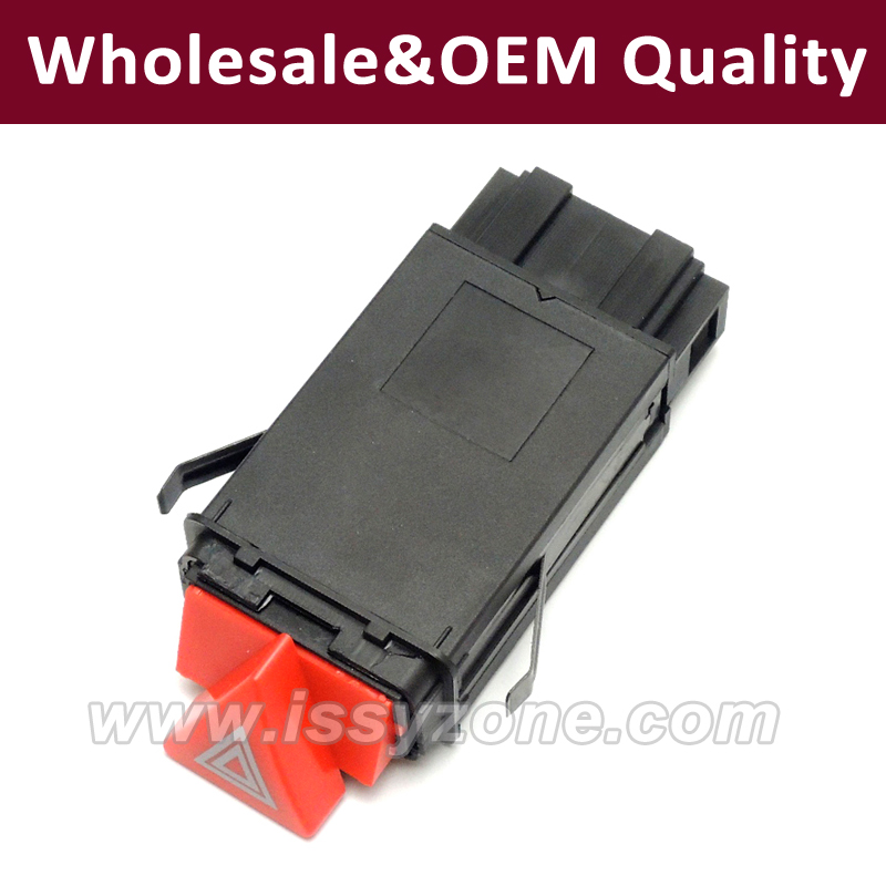 4B0 941 509D 4B0 941 509K For Audi A6 Allroad Quattro Hazard Lights Switch IELHSAD002