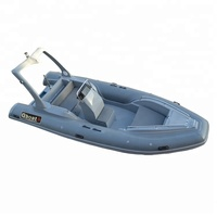 2018Year New Inflatable Rescue Boat Rib Boat For Sale