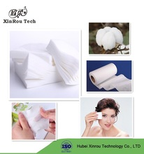 Super Soft 100% Cotton Tissue Paper Beauty Using Thin Cotton Paper