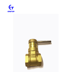 China Supplier Butterfly Valve Oil And Gas Gate Valve Nickel Plated Brass Ball Valve