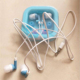 3.5mm Chocolate Stars Candy In-ear Earphone gifts for MP3 Players earbud headset lovely cute For smart phone MP4