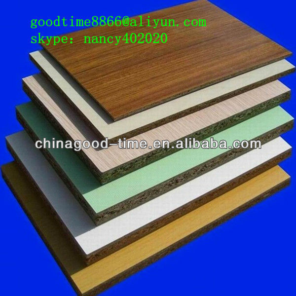 pre laminated particle board manufacturer