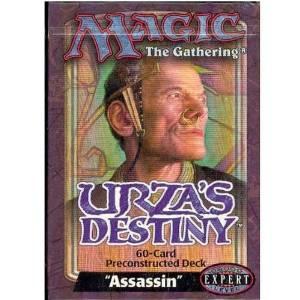 Urza/'s Destiny Theme Deck Enchanter SEALED NEW MAGIC MTG ABUGames ENGLISH