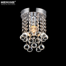 luxury crystal chandelier lighting meerosee lighting free shipping MD36832-L8  D780mm H700mm