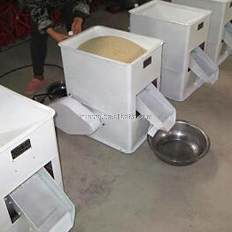 rice grain stone separator removing cleaning machine