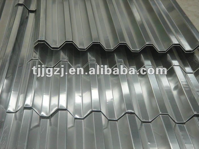 galvanis toit en t le d 39 acier mat riaux m talliques de construction id de produit 529573970. Black Bedroom Furniture Sets. Home Design Ideas